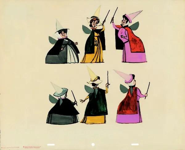 The Walt Disney Museum Is Opening A New Exhibit: Walt Disney's Nine Old Men: Masters of Animation 1