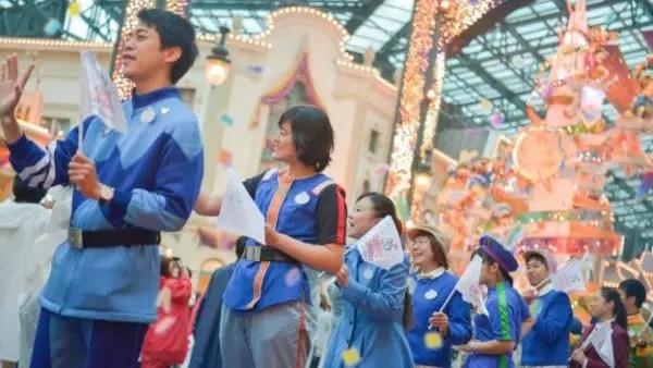 The 35th Anniversary Celebration of Tokyo Disney Resort's is Here 3
