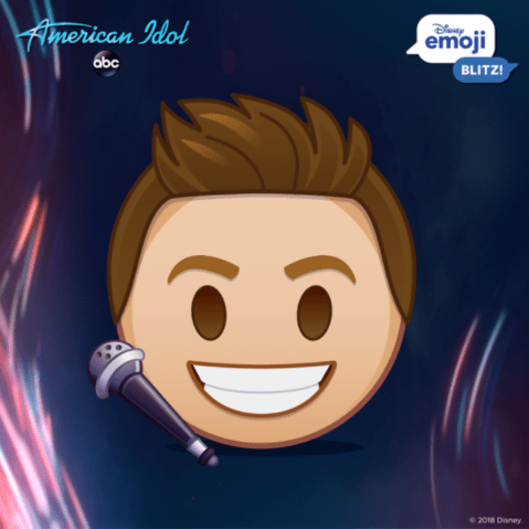 American Idol's Host and Judges Get Emojified on Disney