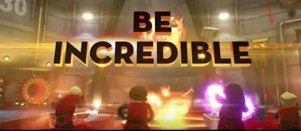 LEGOThe Incredibles trailer