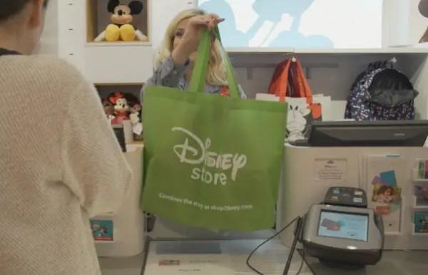 Discontinue Plastic Bags