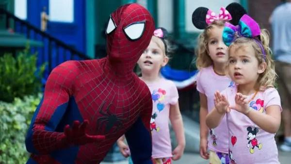 New Avengers Assembling at Disney California Adventure Park
