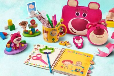 Colorful and Exciting New Toy Story Merchandise from Shanghai Disneyland 4