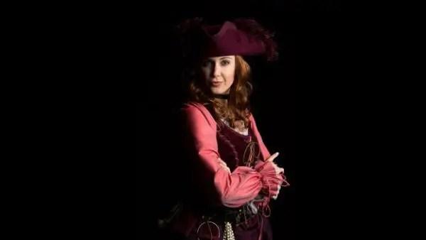 Redd pirate