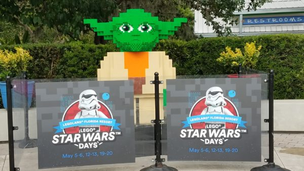 Legoland Star Wars Days Unveils New Miniland Jakku Display 1