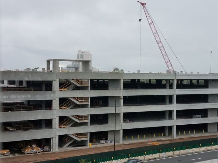 Third Disney Springs Parking Garage