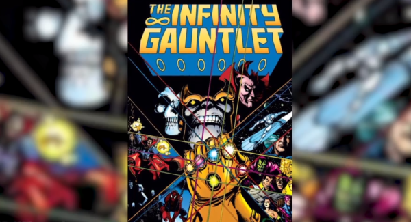 Infinity Gauntlet Comic Hinting to More Avengers Movies to Come