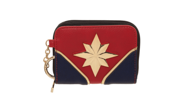Captain Marvel Mini Wallet
