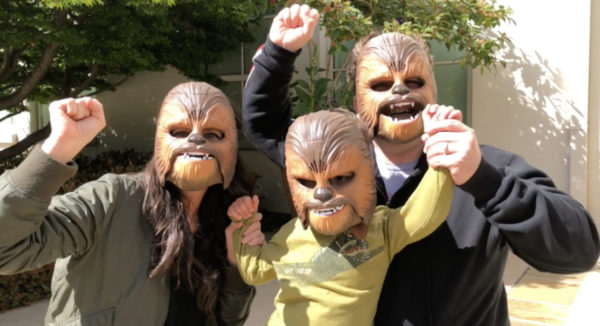 Lucas Films, Star Wars, and Chewbacca Challenge Fans to Raise $1 Million