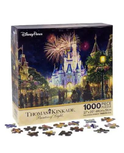 Disney Fireworks Puzzle