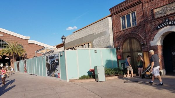 Construction Update on Wolfgang Puck Bar and Grill at Disney Springs 5