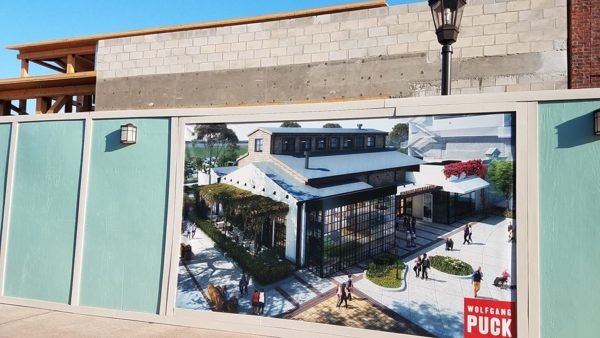 Construction Update on Wolfgang Puck Bar and Grill at Disney Springs 4