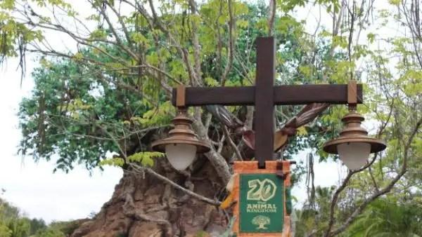 Walt Disney World celebrated Earth Month