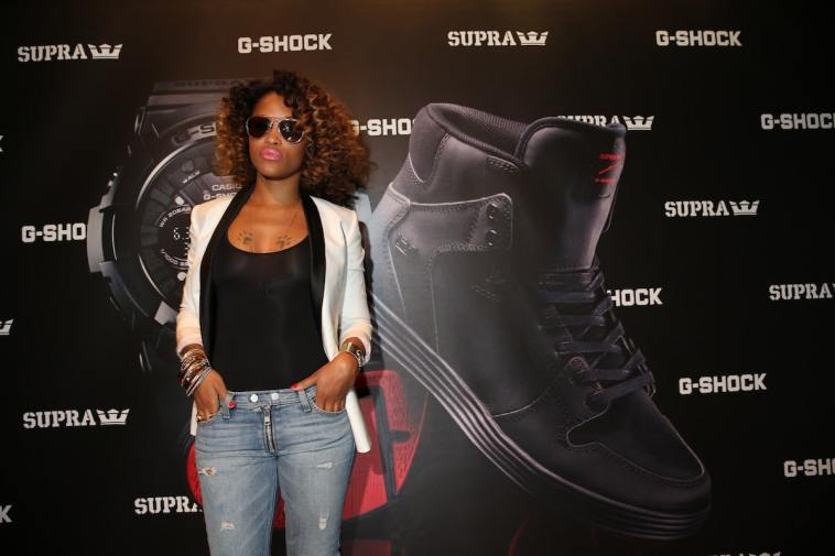 01b2a9a04698 Supra Debuts Vaider Lite High Top at Casio G-Shock Launch Event ...