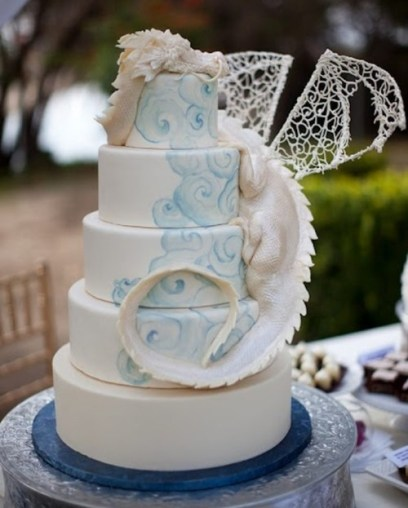 Dragon-wedding-cake-idea-geek