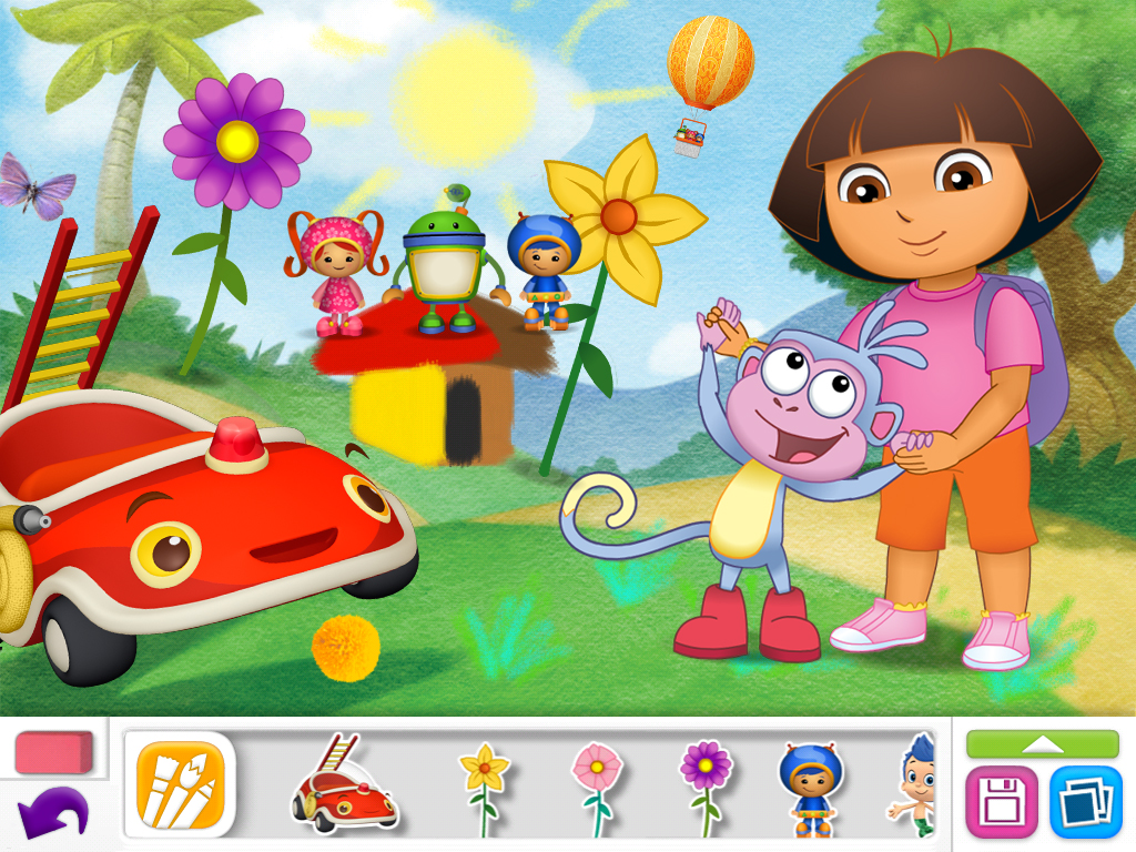 Nick Jr Draw And Play Helps Get Preschoolers Creative With Their Favorite Nick Jr Characters