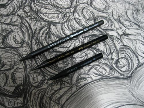 Dancing Pencils