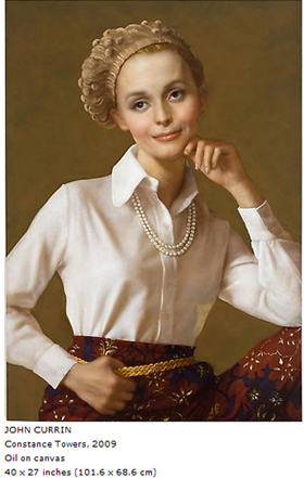 John Currin - Constance Towers