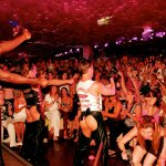 Public soirée chippendale en discothèques