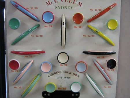 1950s Cupboard Handles