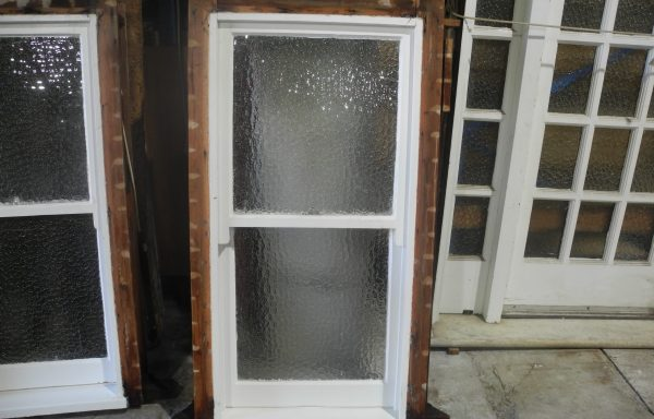 Obscure Double Hung Window  006