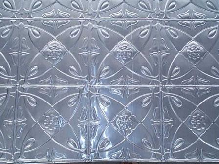 Carousel Tin Panels