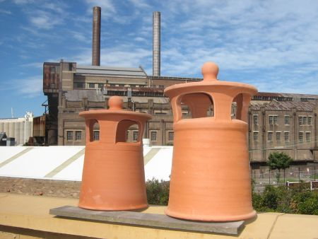 Chimney Pots Large and Small