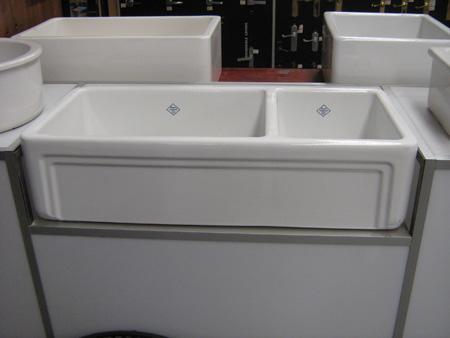 Egerton Fireclay Sink