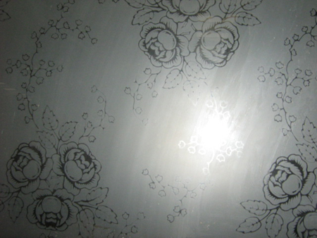 new etched glass pattern 5mm and 3mm number 14