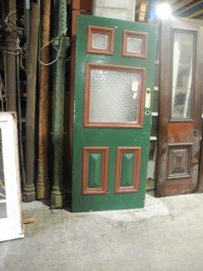 original secondhand federation front door
