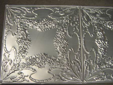 Flannel Flower Tin Panels
