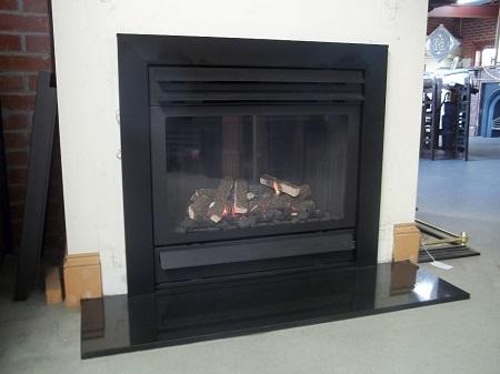 Legend Gas Log Fire DV36