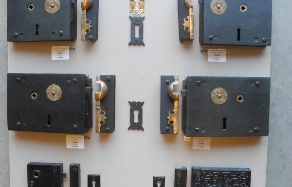 Rim Locks and Keepers