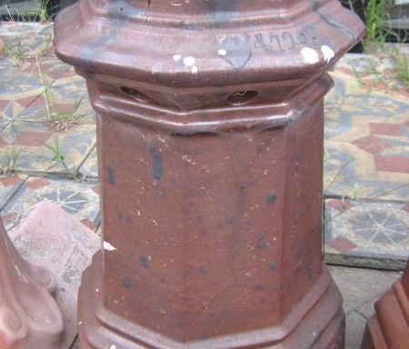 Single Chimney Pot