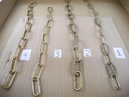 brass light lighting chain solid brass