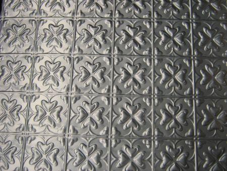 pressed tin panels aluminium reproduction spades