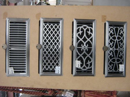 Stainless Steel Vents
