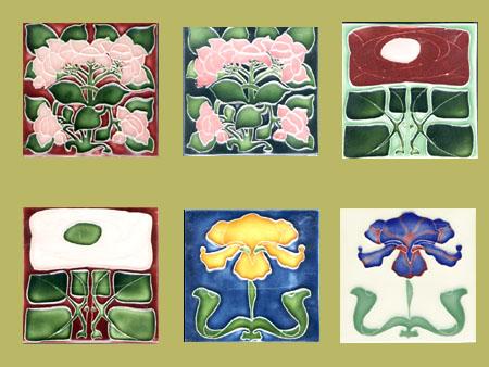 Porteous Tiles V1 V2 V3