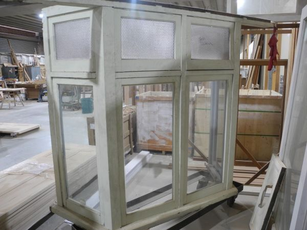 Original secondhand bay window