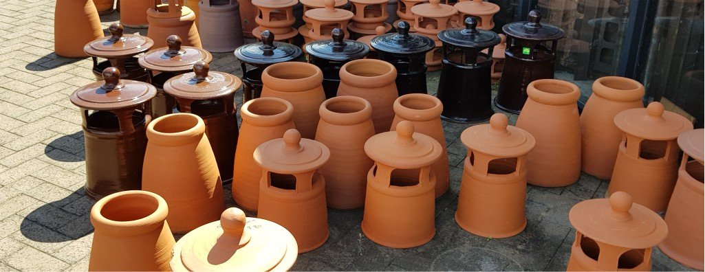 clay chimney pots terracotta pot