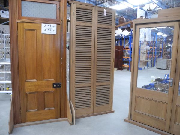 solid timber western red cedar joinery french doors victorian federation hand made traditional