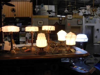 Second Hand Table Lamps