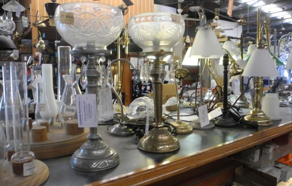 New Table Lamps