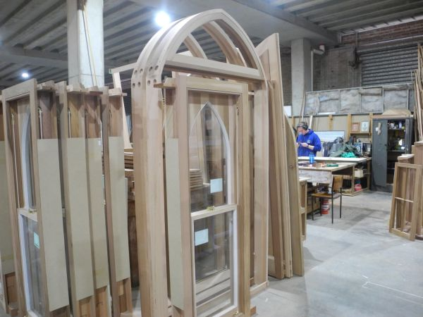 solid timber western red cedar joinery victorian federation hand made traditional