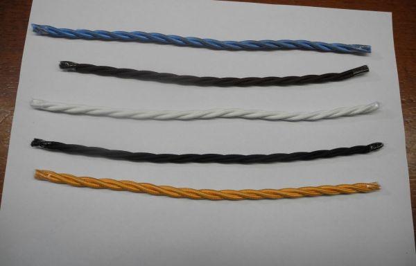 Silk 3 Core Twisted Flex