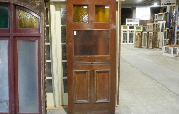 Original Federation Front Door   023