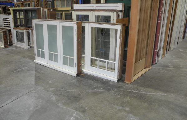 Obscure Low Triple Casement Windows  030