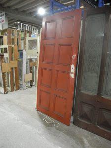 Original Large 8 Panel Front Door