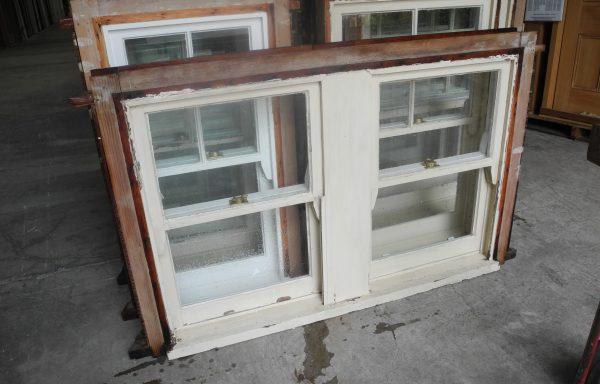 Double Double Hung Edwardian 1920 s  Window  046