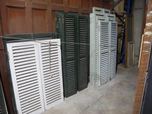 shutters original secondhand shutters